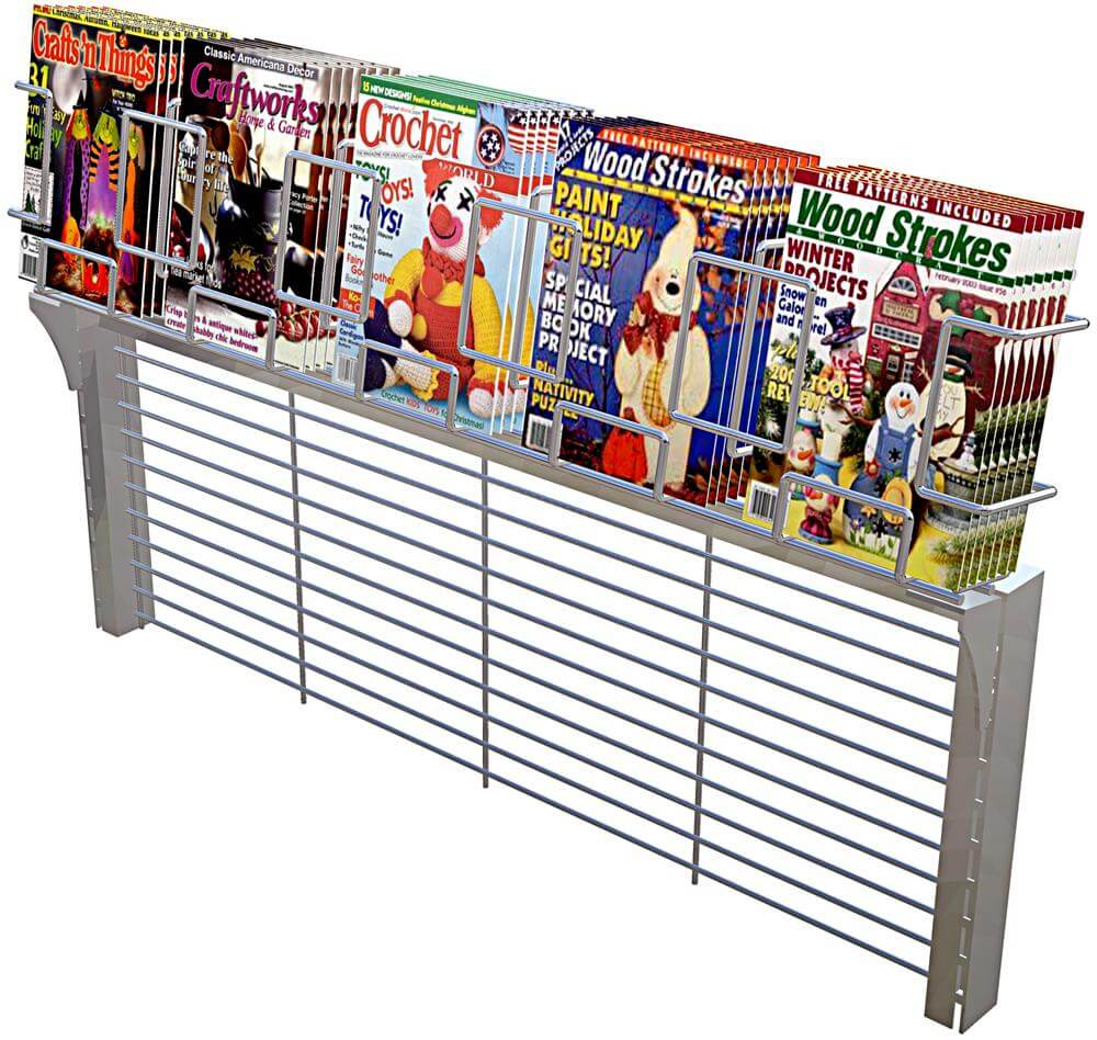 Check Out Lane Display